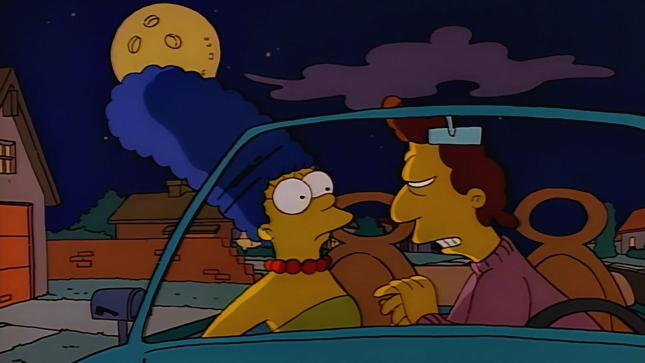 The Simpsons Season 1 :Episode 9  Life on the Fast Lane