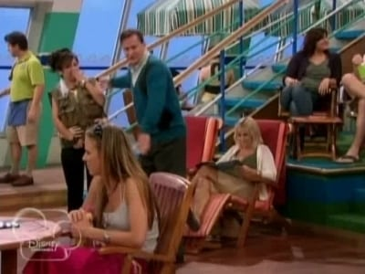 The Suite Life on Deck Season 2 :Episode 28  Mean Chicks