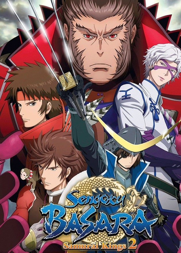 Sengoku Basara 2 - Chiến Quốc Basara (Phần 2) (2010)
