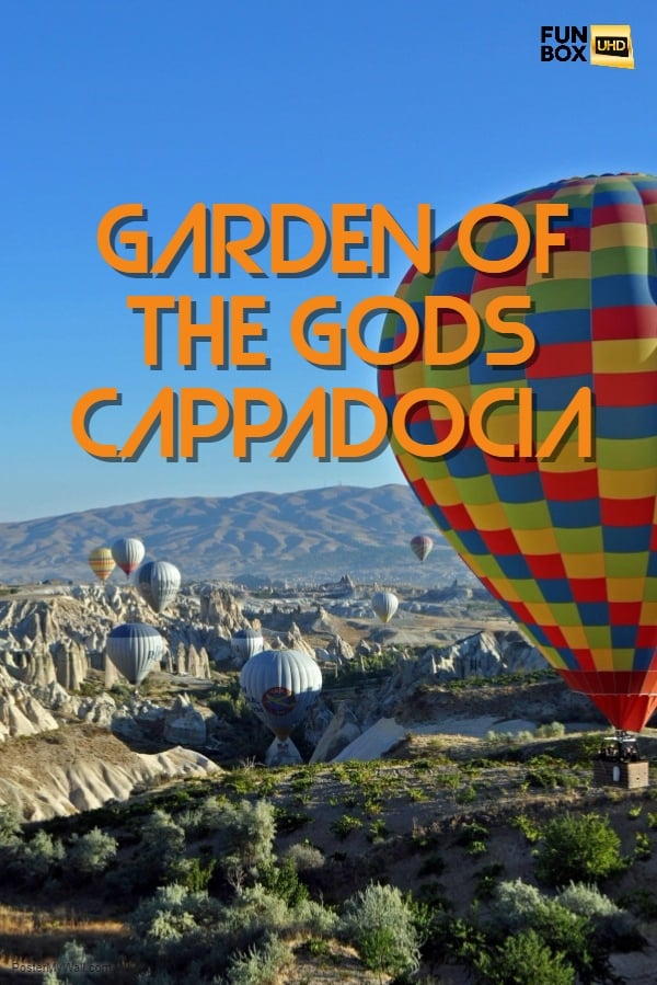 Ver Garden of the Gods, Cappadocia Online HD Español ()