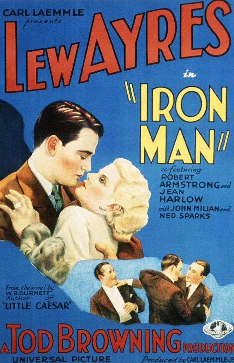 Iron Man (1931)