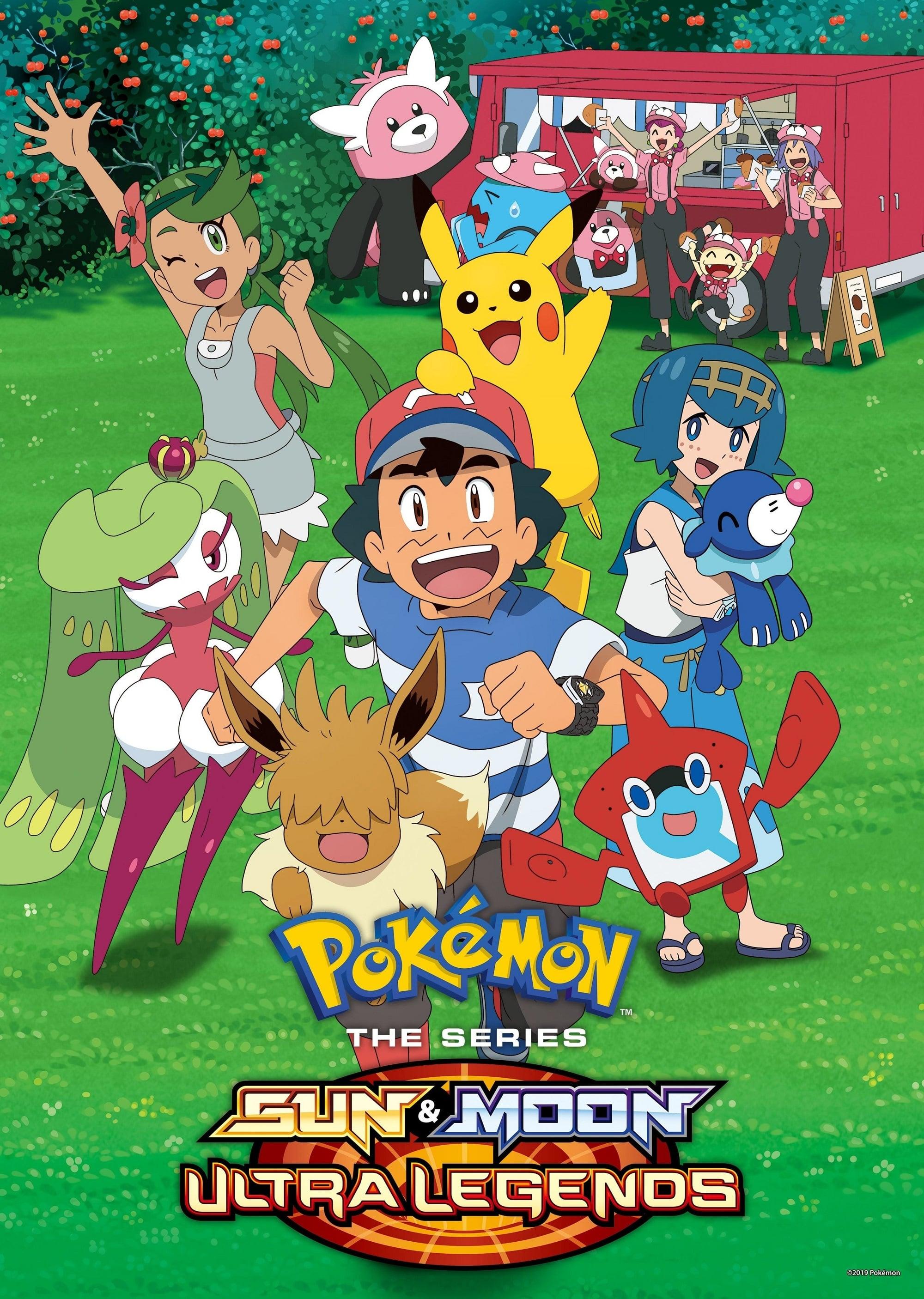 Pokémon Season 22