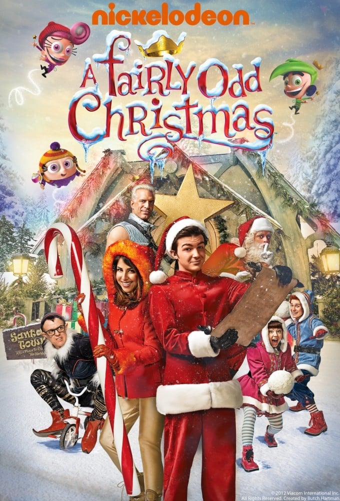 A Fairly Odd Christmas 123Movies 🎬 Full Movie 🔥 Online Free