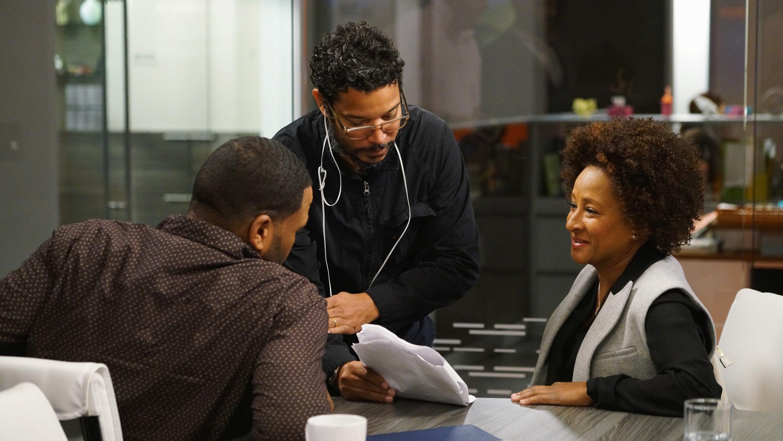 black-ish Season 2 :Episode 9  Man at Work