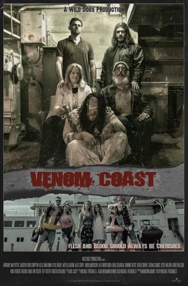 Venom Coast (2021)