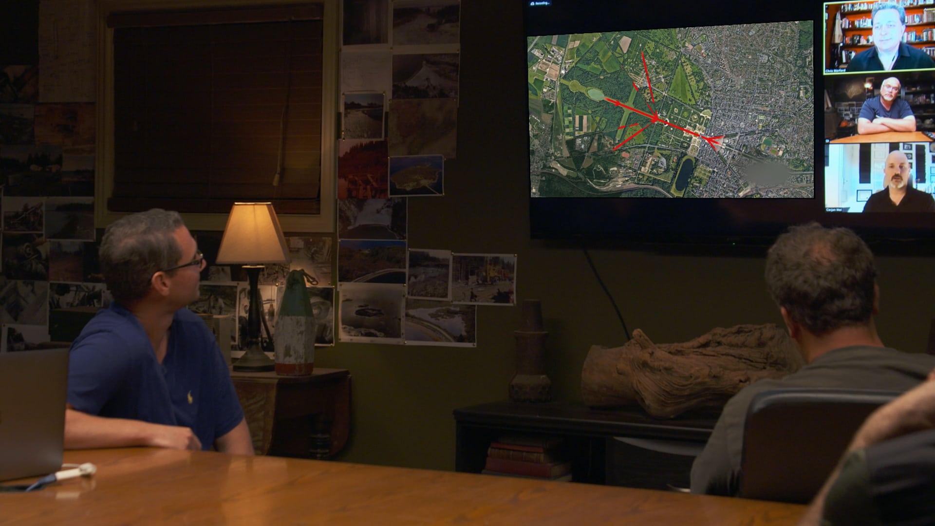 The Curse of Oak Island Season 8 :Episode 4  Alignment