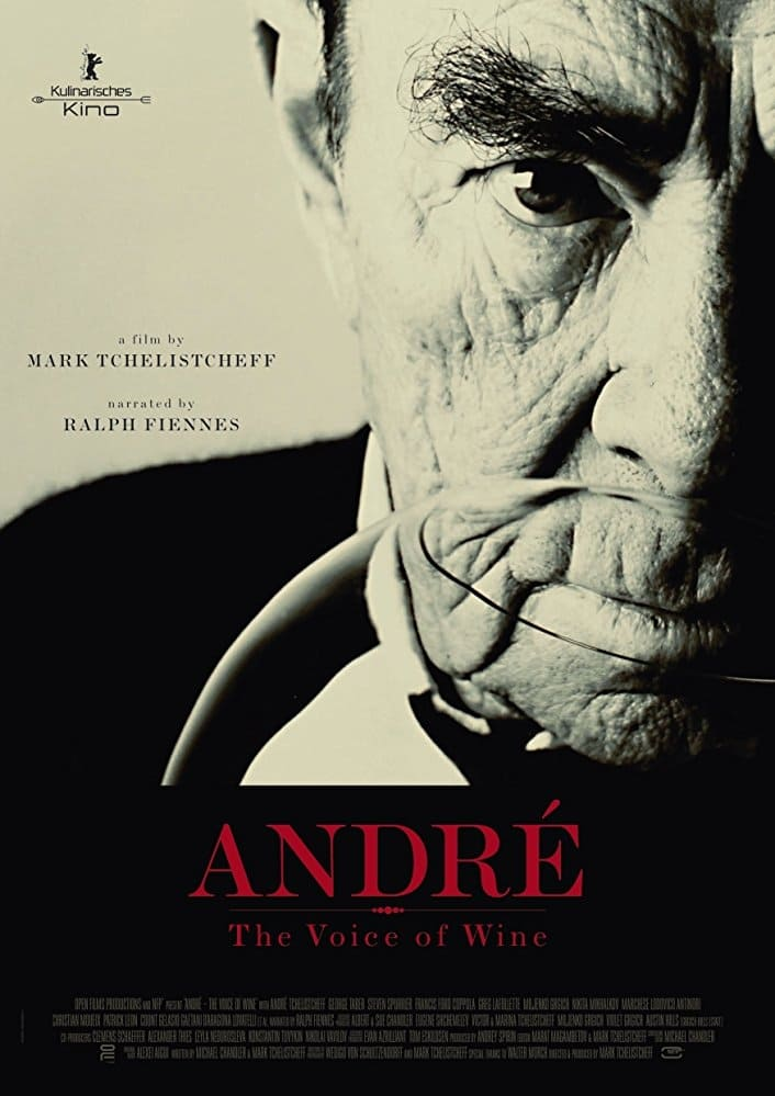 André: The Voice of Wine (2017)