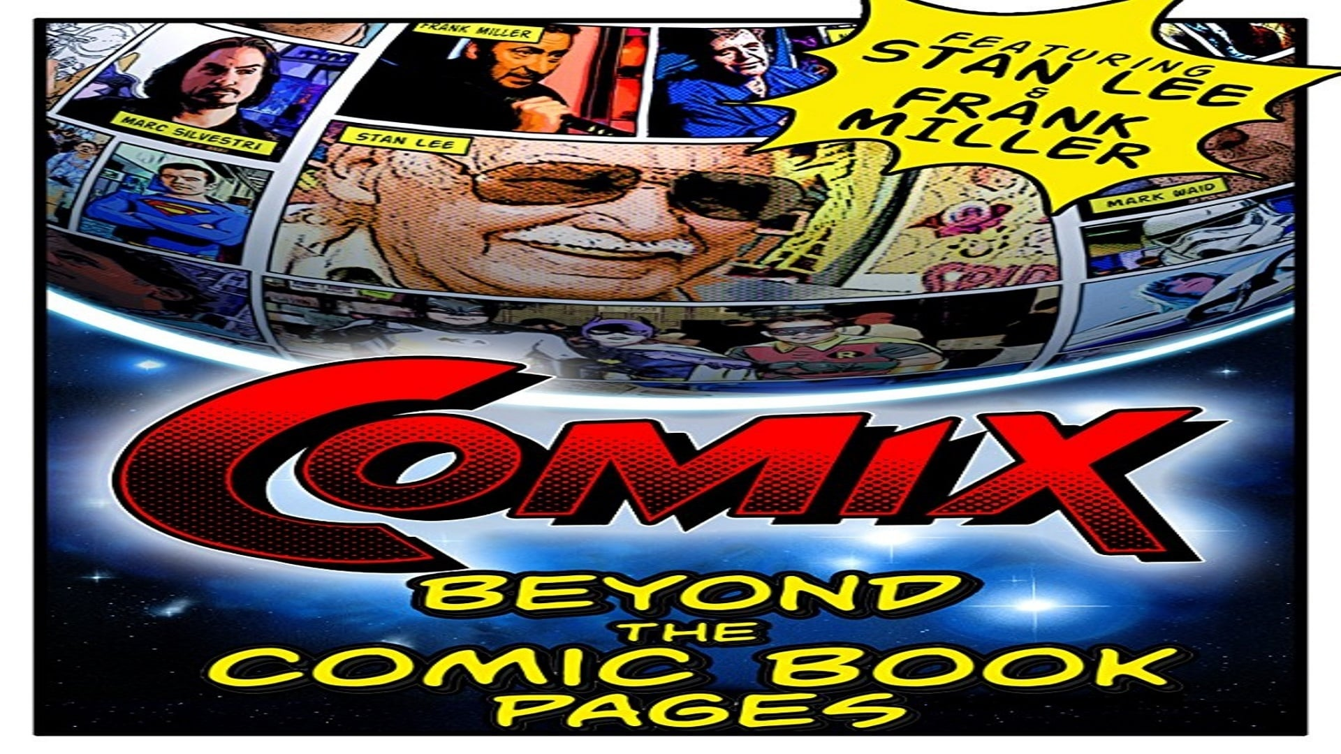 COMIX: Beyond the Comic Book Pages (2015)