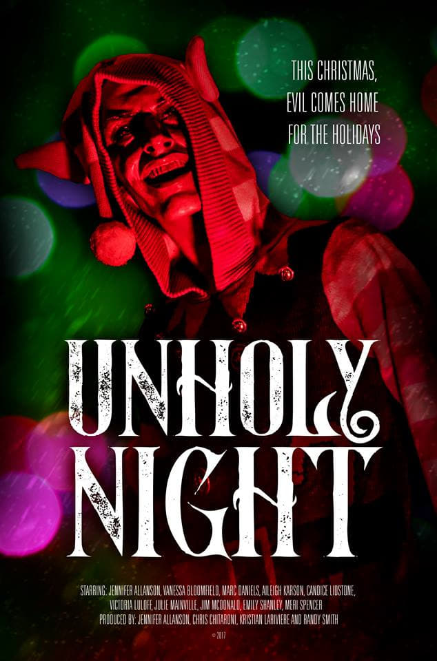 Ver Unholy Night Online HD Español ()