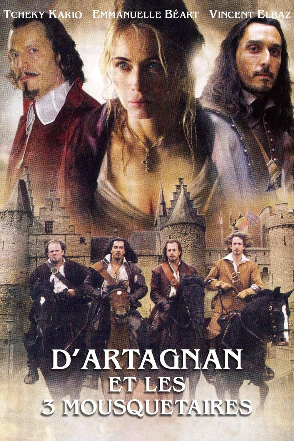 D'Artagnan and the Three Musketeers (2005)