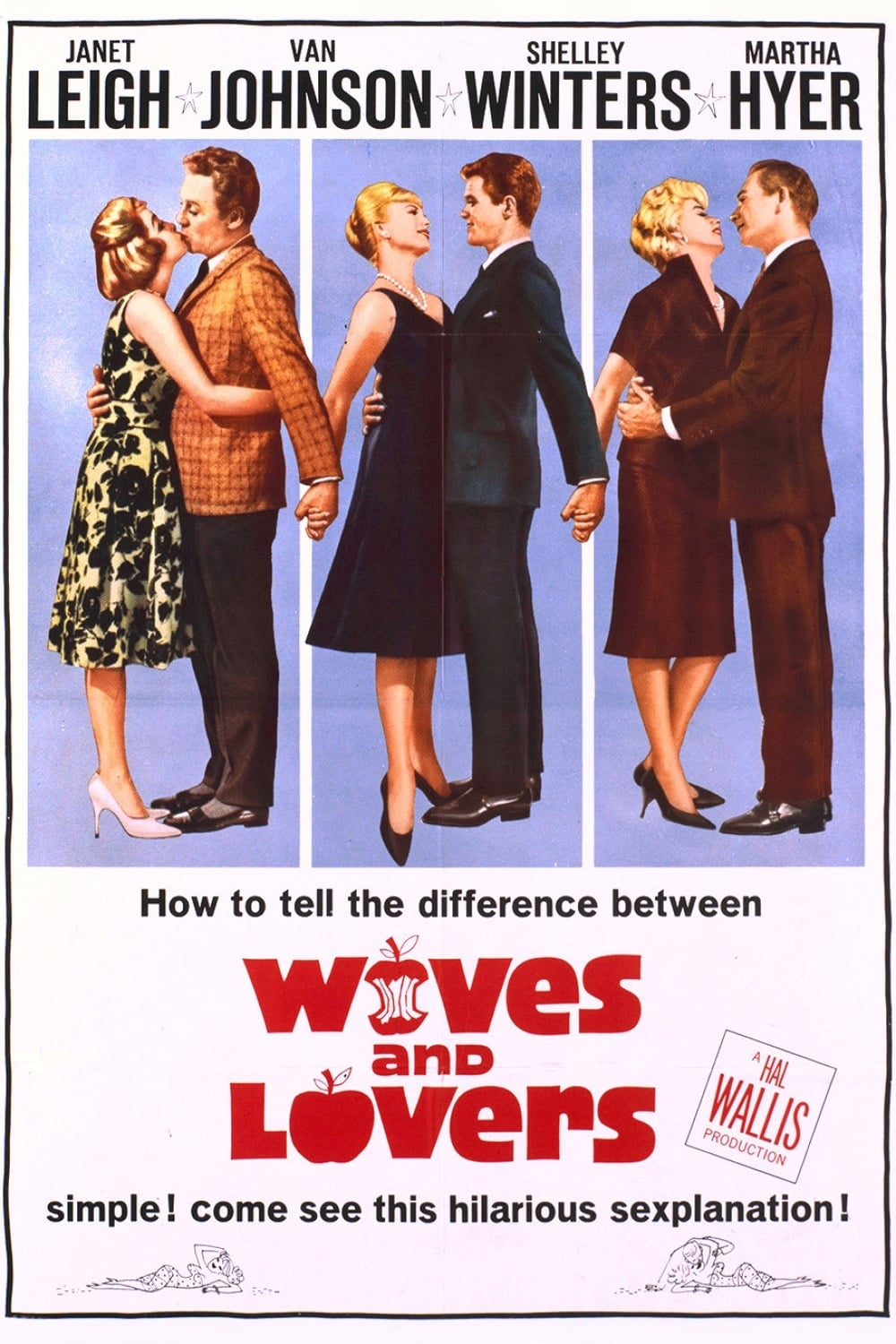 Wives and Lovers poster