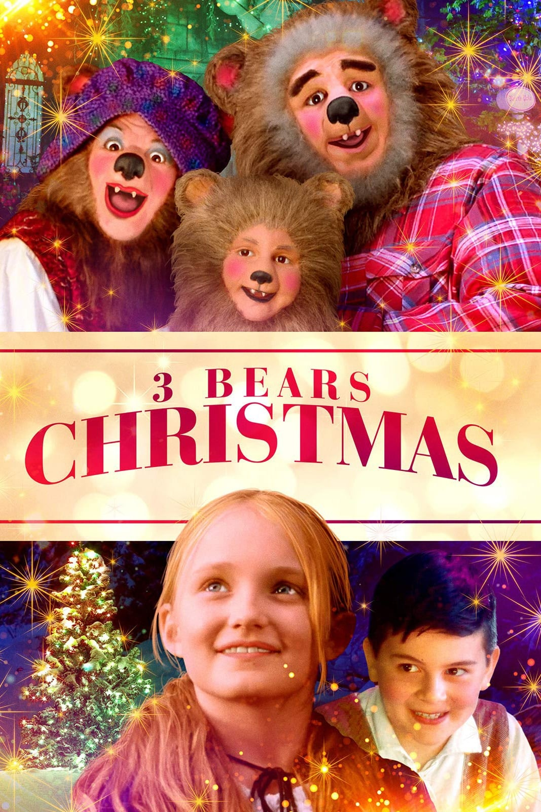 O Natal Encantado Dublado