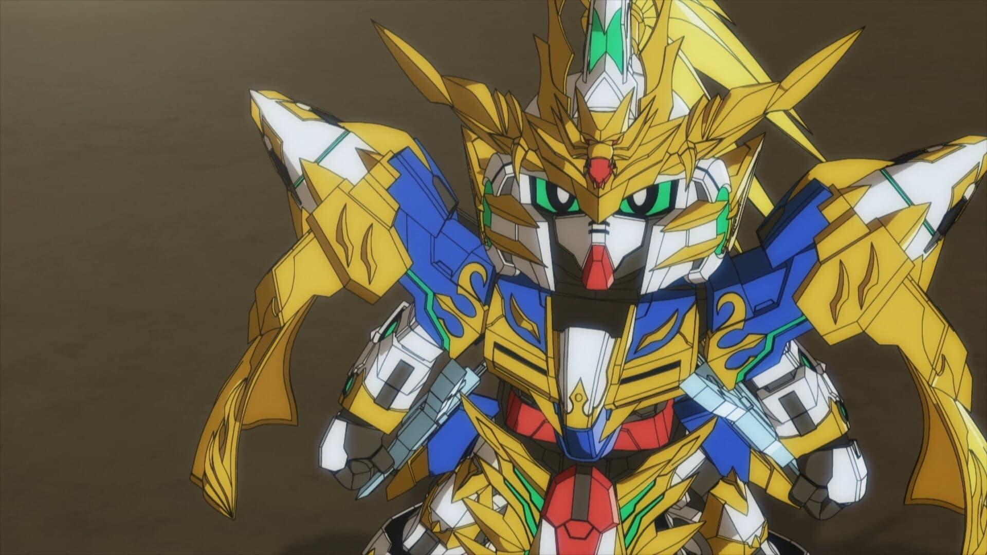 SD Gundam World Heroes – Episódio 1