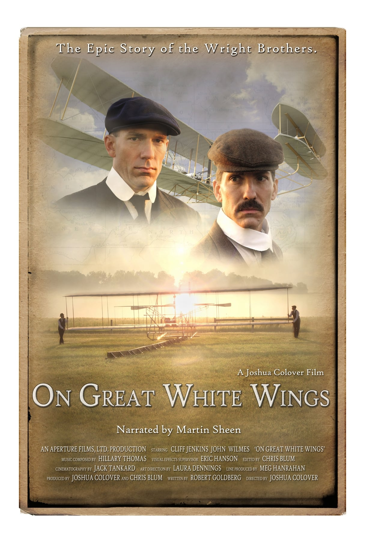Ver On Great White Wings  the Wright Brothers and the Race for Flights Online HD Español ()