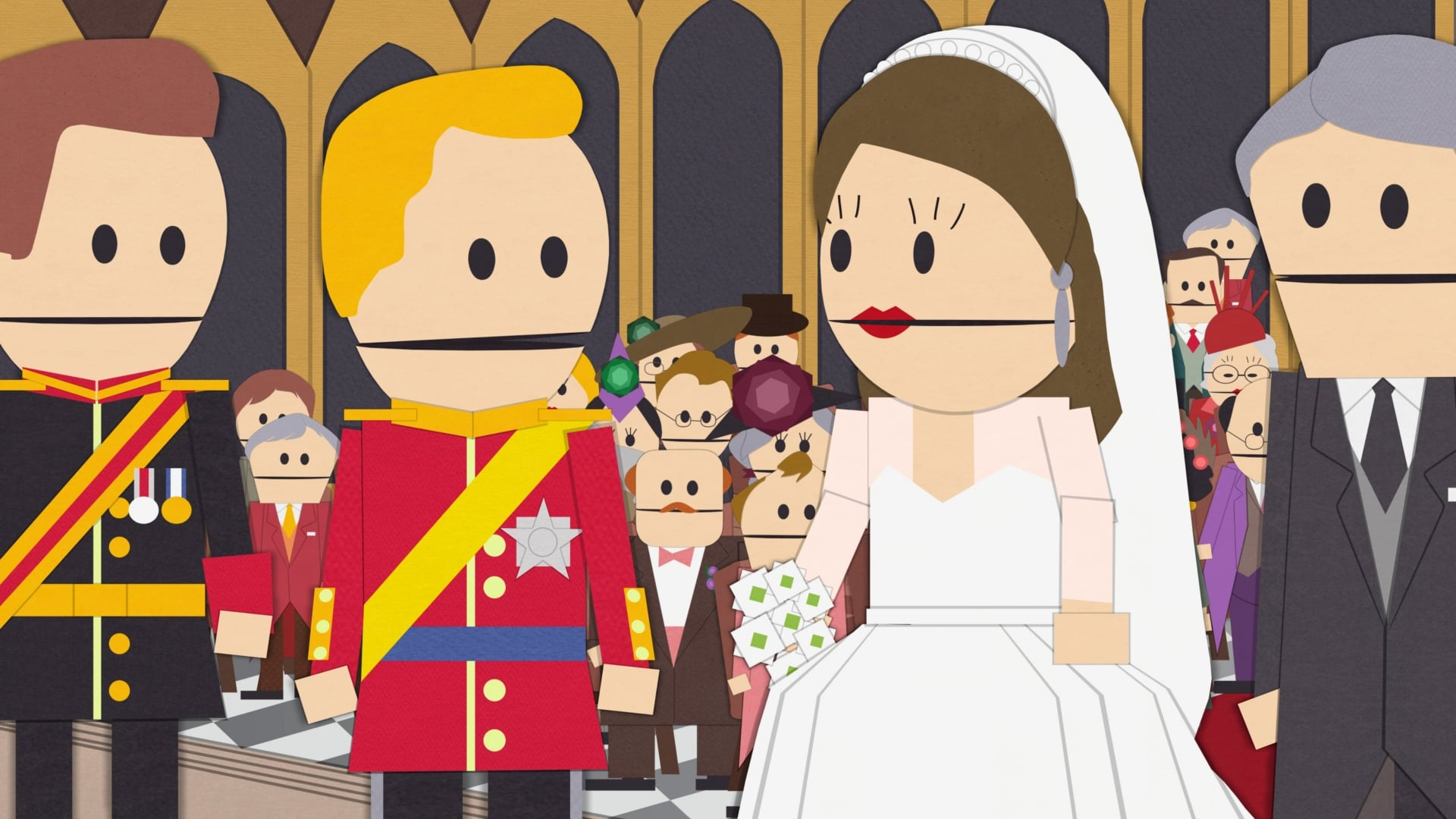 South Park - Season 15 Episode 3 : Royal Pudding