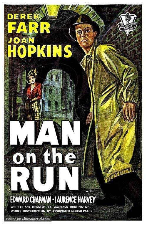 Man on the Run (1949)