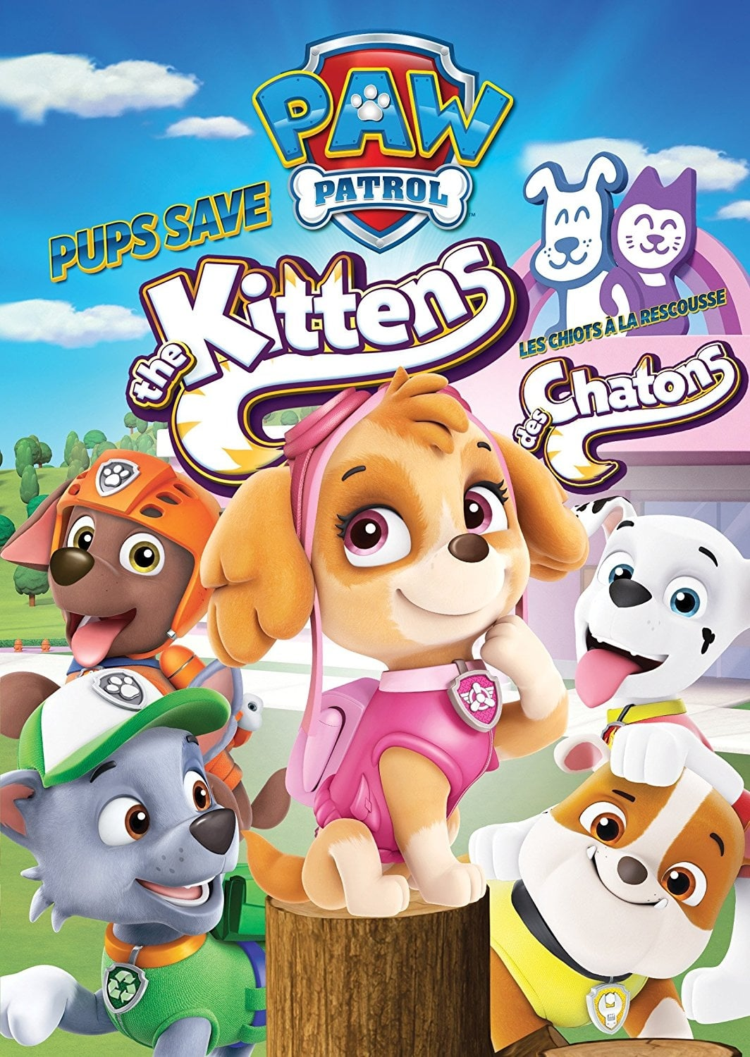 Paw Patrol - Pups Save the Kittens