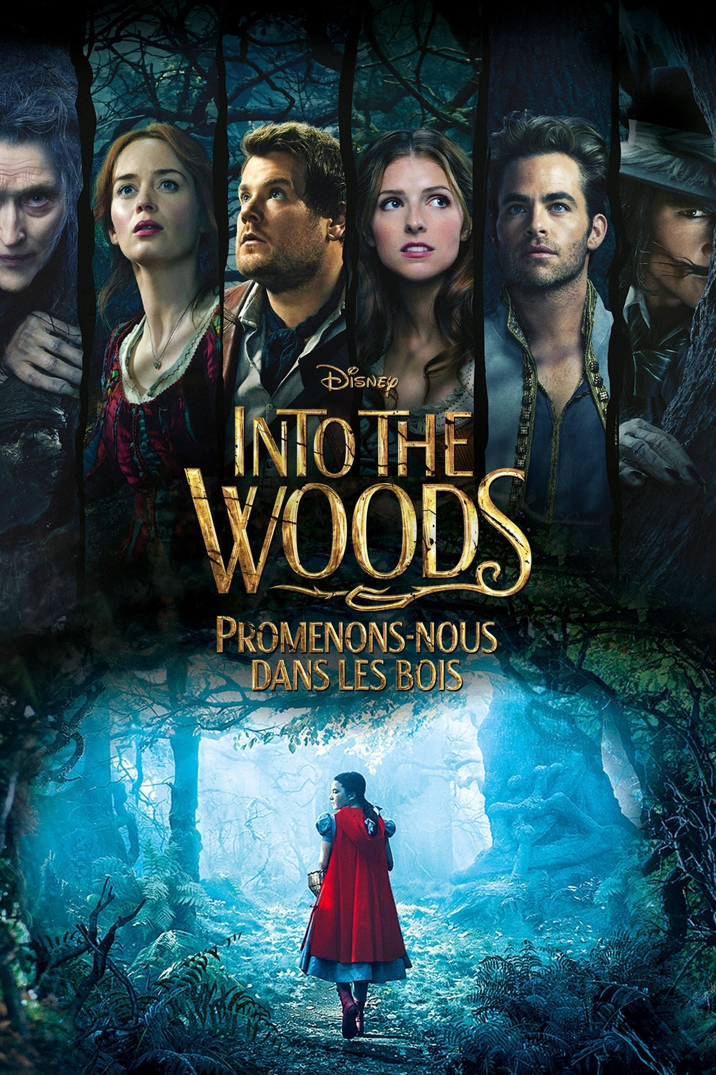 Into The Woods Stream German