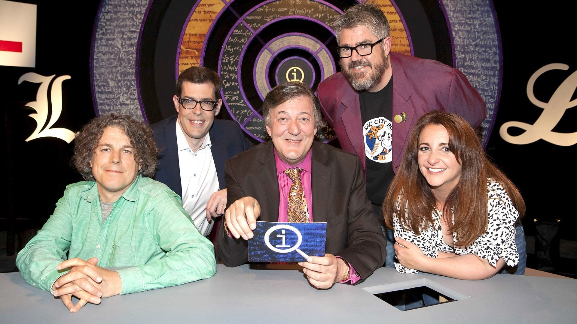QI Season 12 :Episode 14  Little and Large