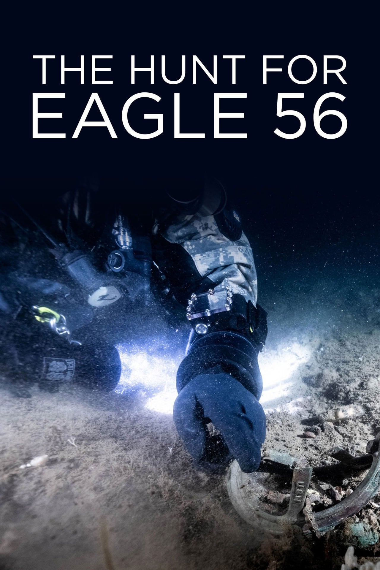 The Hunt for Eagle 56 (2019)