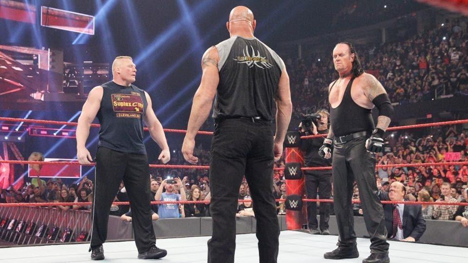 WWE Raw Season 25 :Episode 4  January 23, 2017 (Cleveland, Ohio)