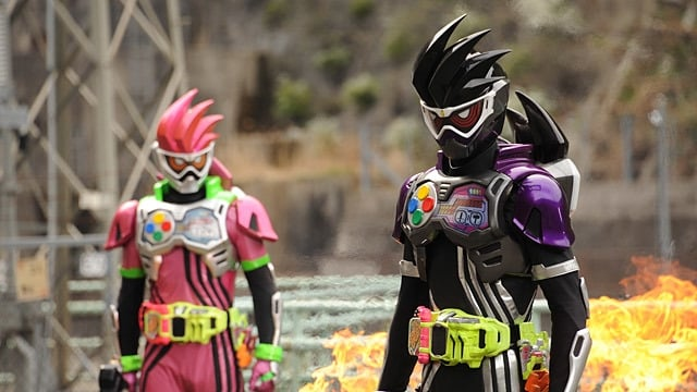 Kamen Rider Season 27 : Episode 31