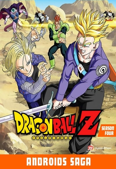 Dragonball Z Season 4