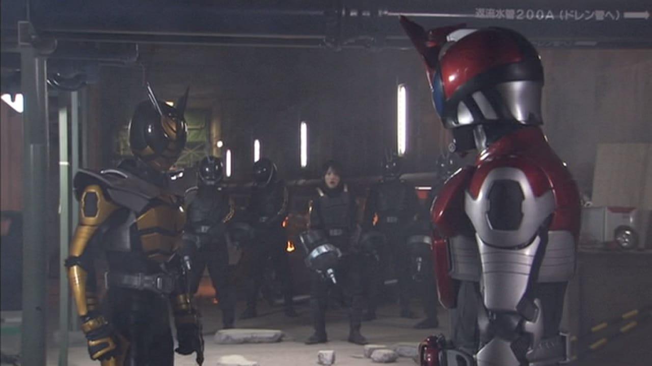 Kamen Rider Season 16 :Episode 10  We're Friends, Right?