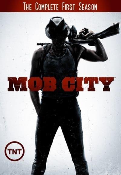 Gangsterių miestas / Mob City (2013) 1 Sezonas