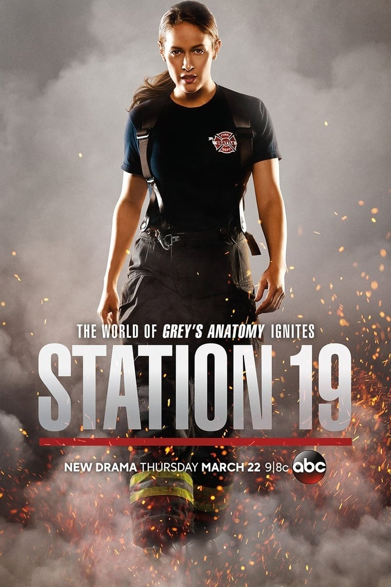 Station 19 – Todas as Temporadas Dublado / Legendado (2018)