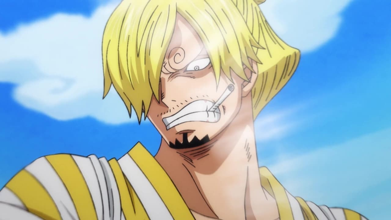 One Piece Season 21 :Episode 920  A Great Sensation! Sanji's Special Soba!