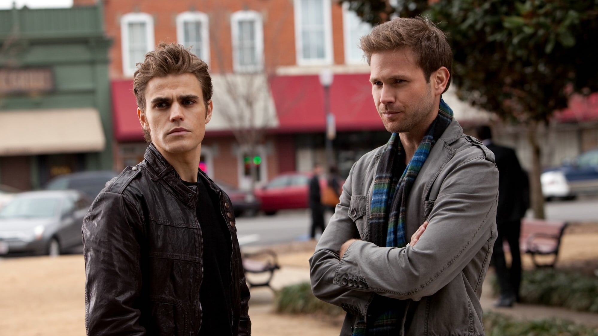 The Vampire Diaries Season 1 :Episode 15  A Few Good Men