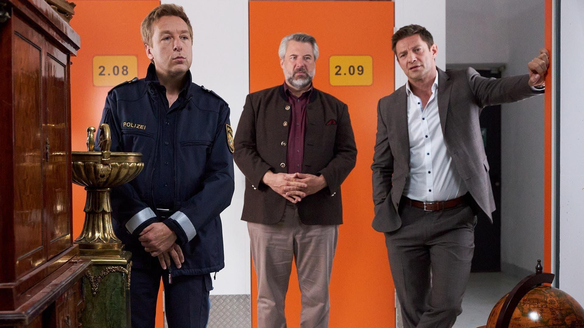 Die Rosenheim-Cops Season 20 :Episode 17  Die Party ist aus