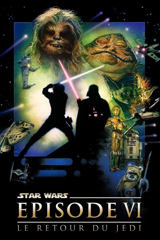 voir film Le Retour du Jedi streaming