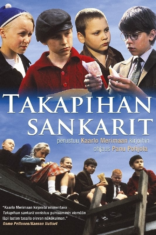Ver Takapihan sankarit Online HD Español (1992)
