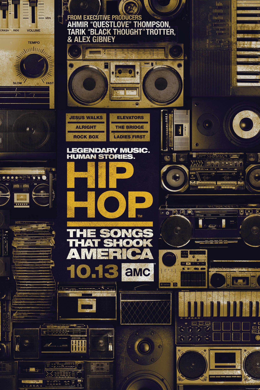 Hip Hop: The Songs That Shook America (2019)