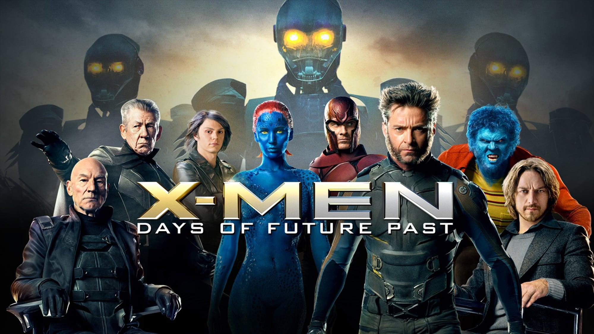 X-Men: Budoucí minulost (2014)