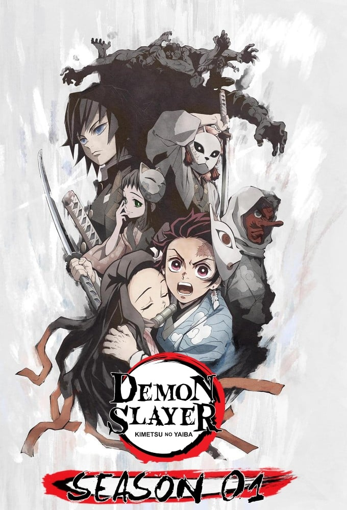 Demon Slayer: Kimetsu no Yaiba Season 1