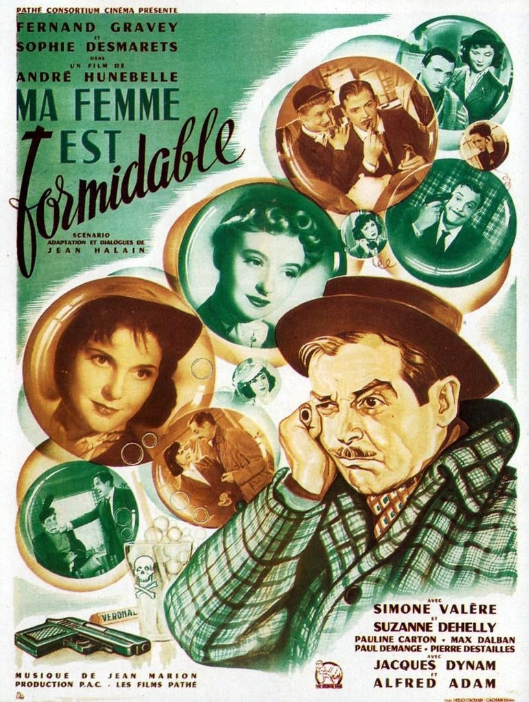 My Wife Is Formidable (1951)
