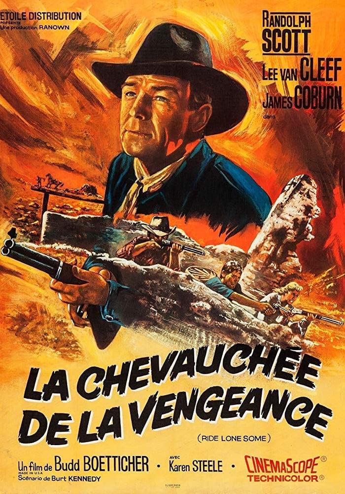 La Chevauchée De La Vengeance streaming sur zone telechargement