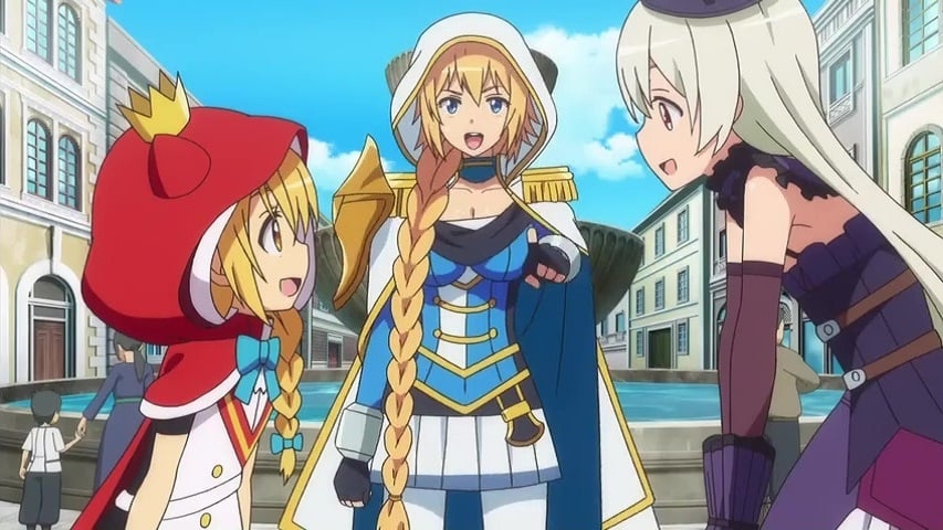 Watch Operation Han-Gyaku-Sei Million Arthur: Season 1