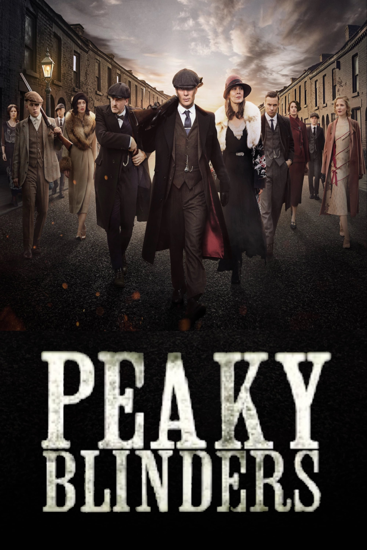 Peaky Blinders (TV Series 2013- ) - Posters — The Movie ...