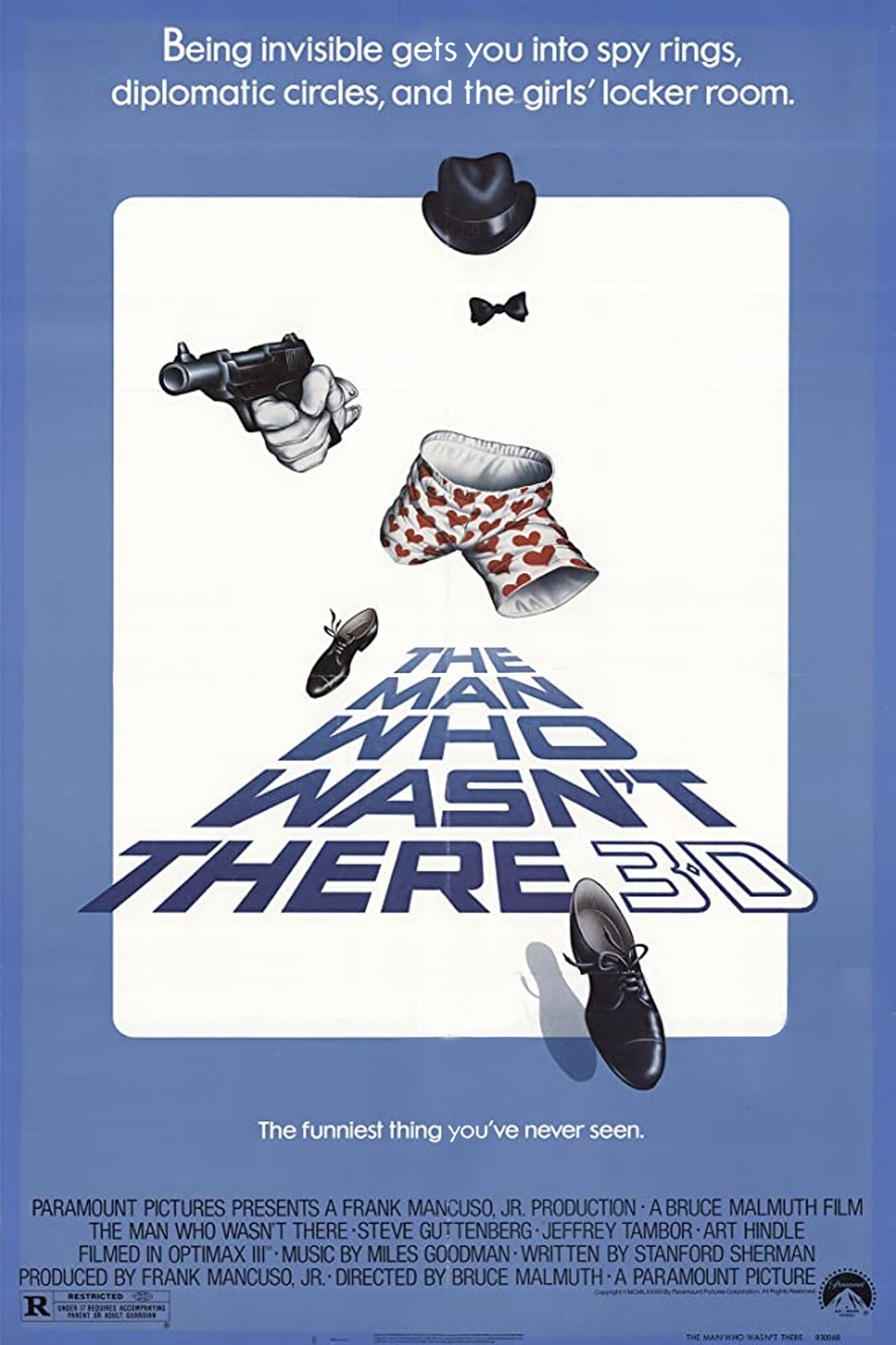 The Man Who Wasn't There (1983)