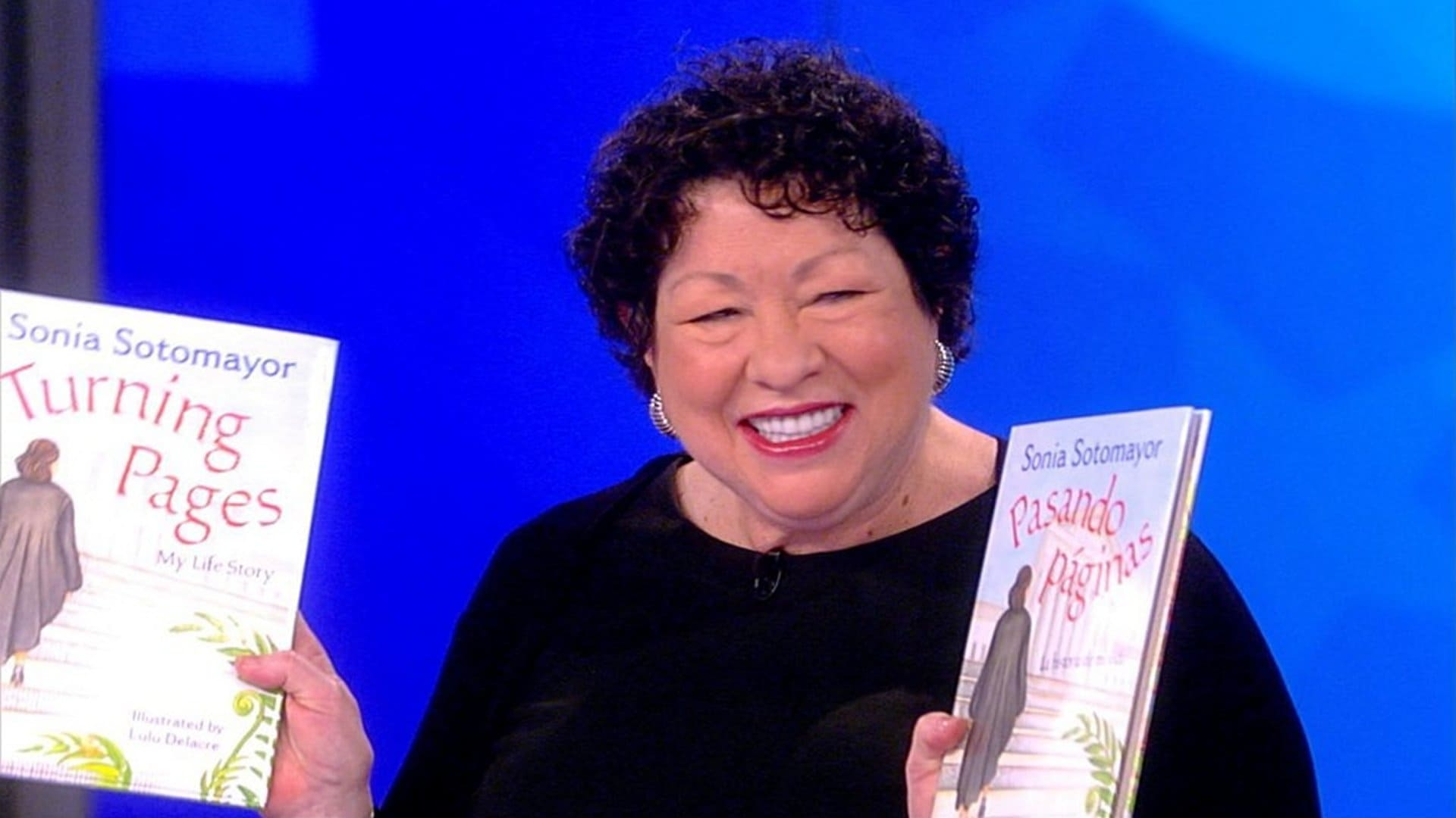 The View Season 22 :Episode 1  Sonia Sotomayor