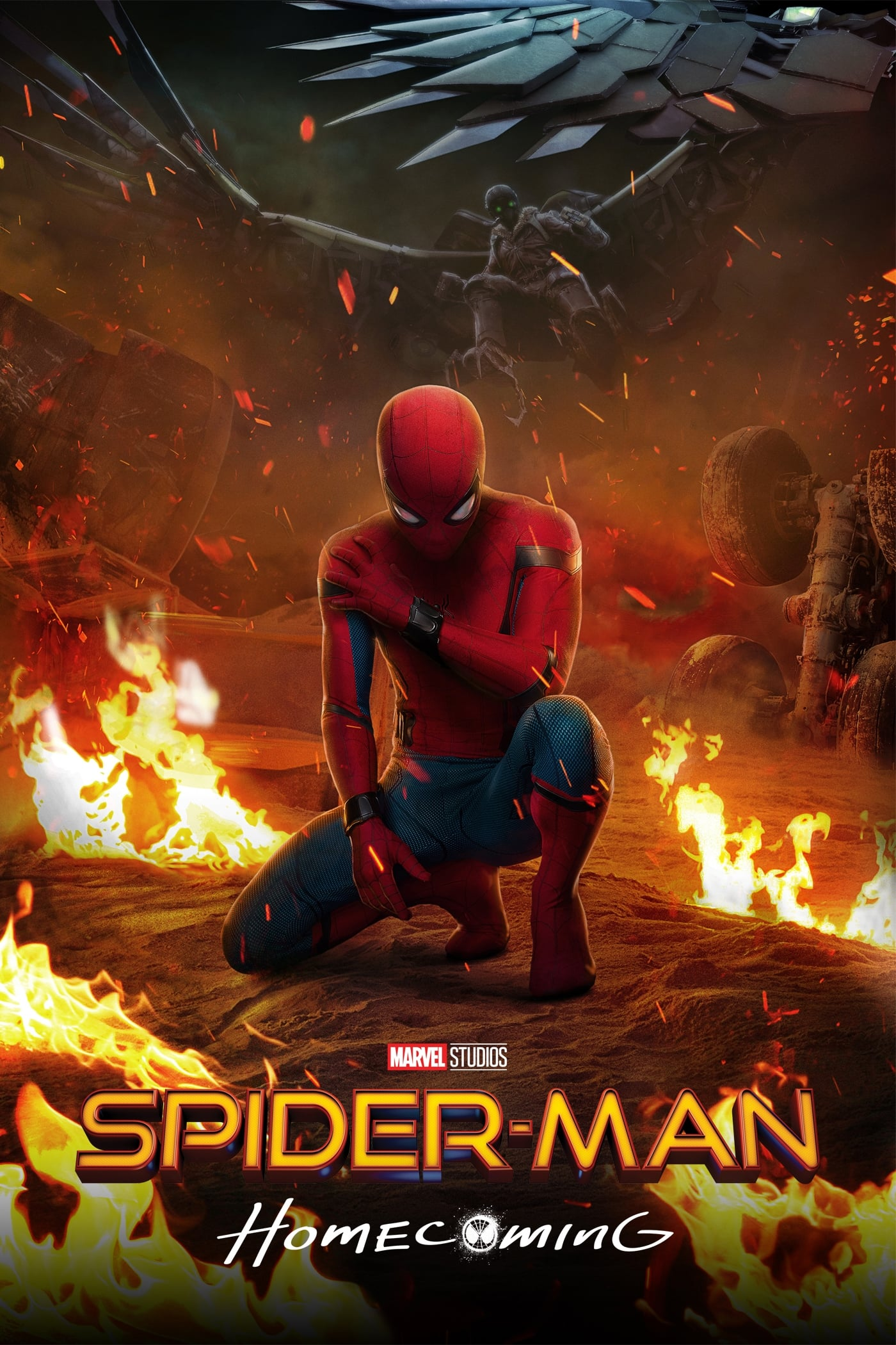 Spiderman Homecoming English Stream