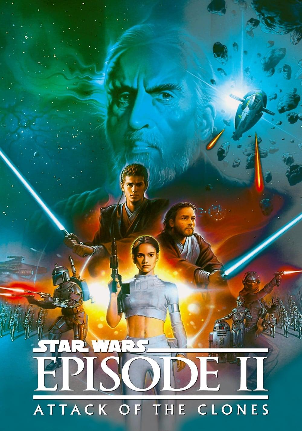 Star Wars Episode 2 Stream English
