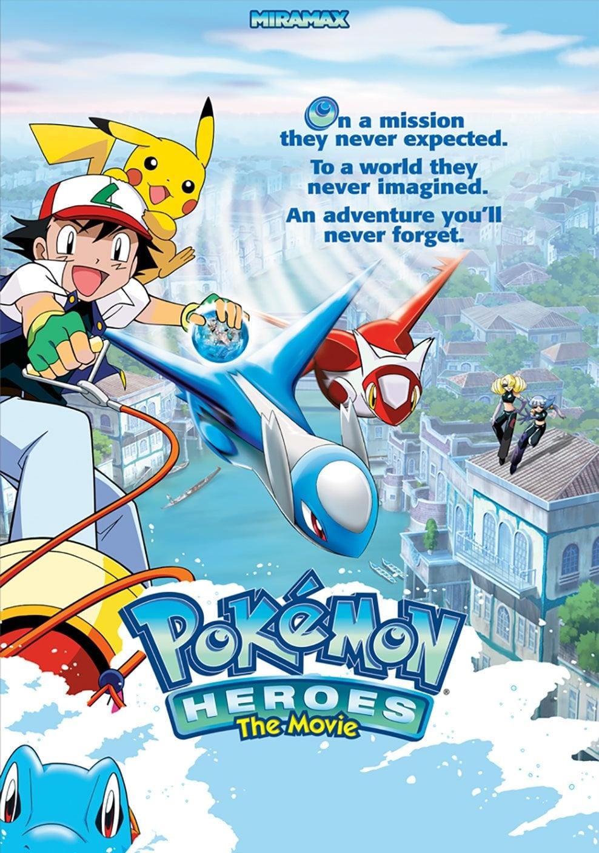 Pokemon Heroes Stream