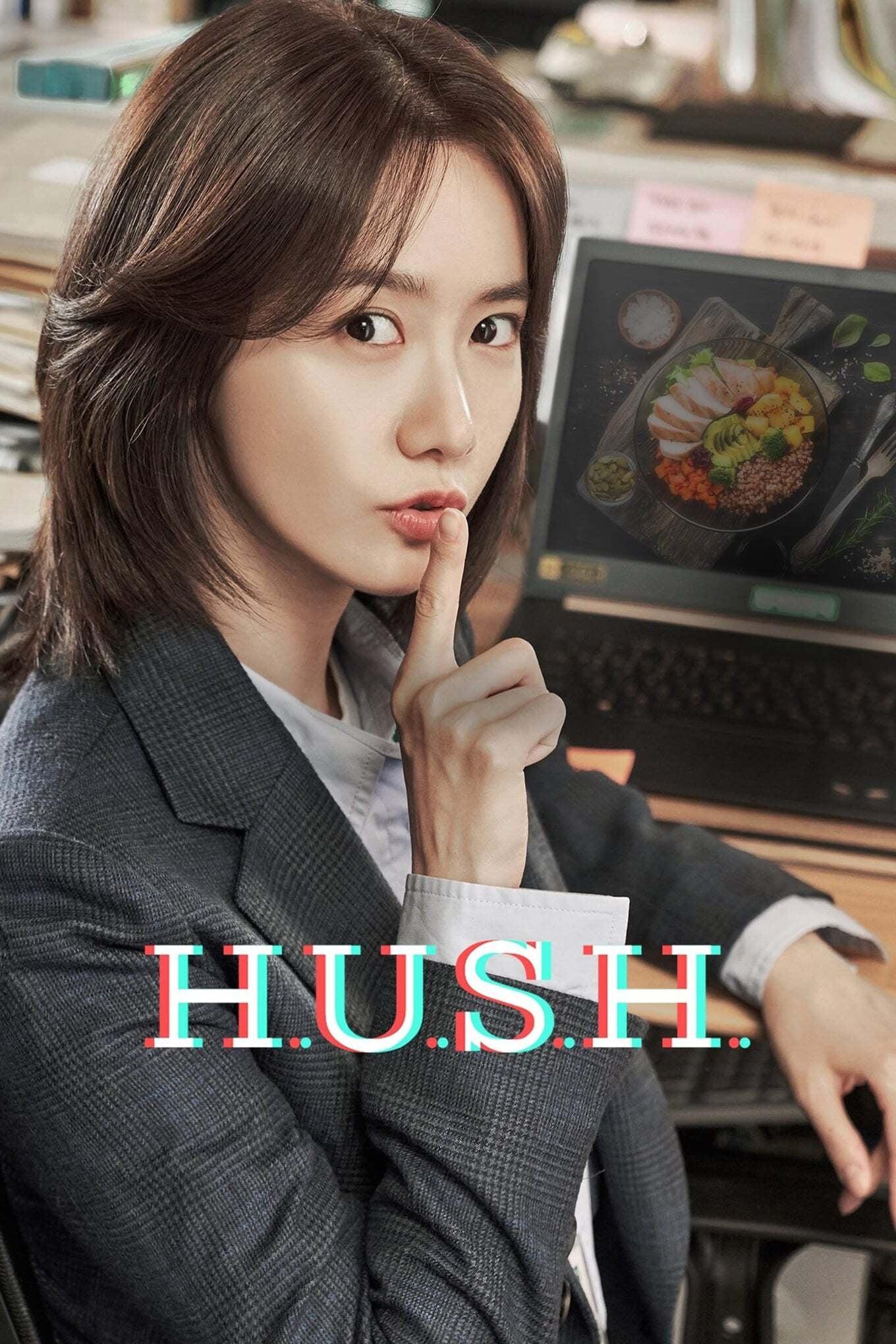 Nonton Drama Korea Hush (2020)