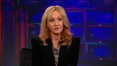 The Daily Show with Trevor Noah Season 18 :Episode 9  J. K. Rowling
