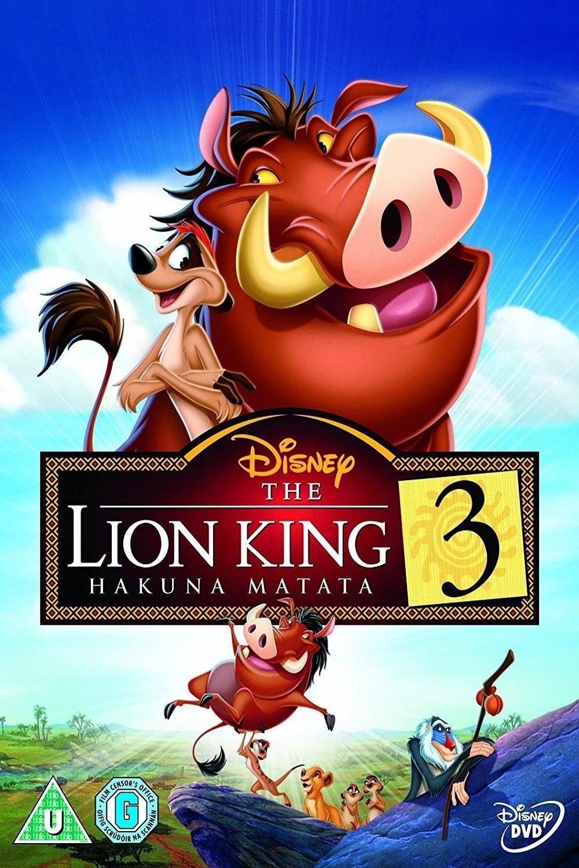 The Lion King 3: Hakuna Matata (2004)